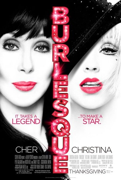 Burlesque-2010-Official-Poster